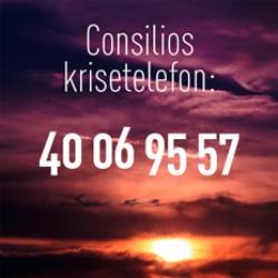 Consilio Kommunikasjons krisetelefon: 40069557